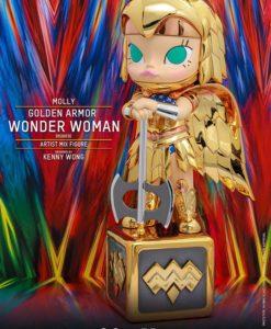 DC Comics Artist Mix Figure Molly (Golden Armor Wonder Woman Disguise) 29 cm