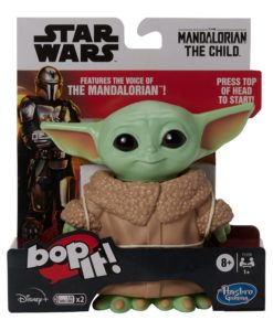 Star Wars The Mandalorian Game Bop it! The Child *English Version*