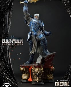 Dark Nights: Metal Statues 1/3 The Merciless & The Merciless Exclusive 112 cm Assortment (3)