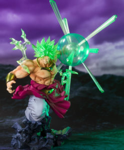Dragon Ball Z FiguartsZERO PVC Statue Super Saiyan Broly 2020 Event Exclusive 32 cm