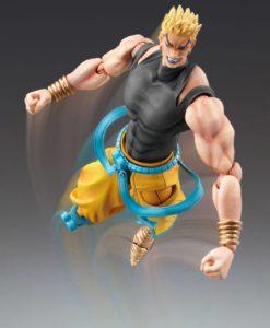 JoJo's Bizarre Adventure Super Action Action Figure Chozokado (Dio) Awakening Ver. 16 cm