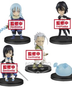 That Time I Got Reincarnated as a Slime WCF ChiBi PVC Statues 7 cm Assortment Vol. 3 (12)