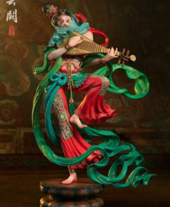 Infinity Studio Elegance Beauty Series Statue Dancer of Cloud Palace 35 cm