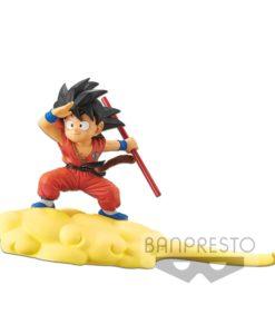 Dragonball Kintoun Figure Son Goku on Flying Nimbus Normal Color Ver. 13 cm