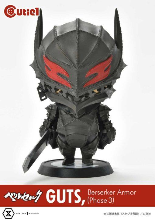 Berserk Cutie1 PVC Figure Guts Berserker Armor Phase III 12 cm