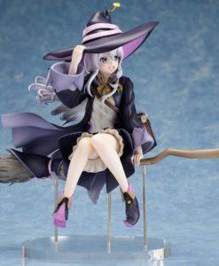 Wandering Witch: The Journey of Elaina PVC Statue 1/7 Elaina 22 cm