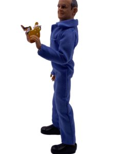 The Silence of the Lambs Action Figure Hannibal Lecter 20 cm