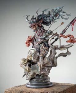 Zhelong Xu ( Guang Shu ) x Manas SUM Divinity Collection Statue Di Qing 44 cm