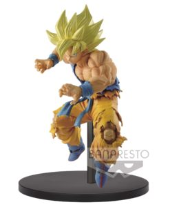 11CM DragonBall Z Baby Goku The young Son Goku Pvc Action figure Toy Gift In Box