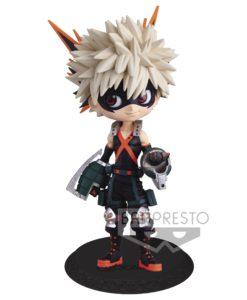 Demon Slayer Kimetsu no Yaiba Q Posket Mini Figure Katsuki Bakugo Ver. A 14 cm