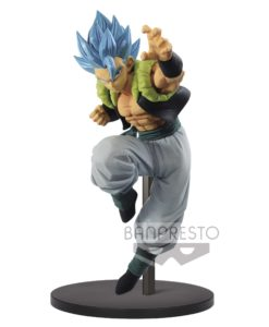 Dragonball Super Son Goku Fes PVC Statue Super Saiyan God Super Saiyan Gogeta 20 cm