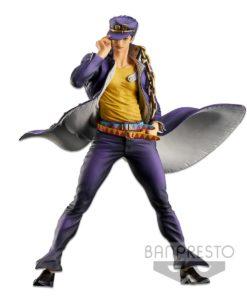 Jojo's Bizarre Adventure Master Star Piece PVC Statue Jotaro Kujo The Brush 28 cm