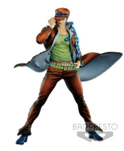 Jojo's Bizarre Adventure Master Star Piece PVC Statue Jotaro Kujo The Brush 2 28 cm