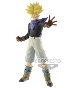 Dragon Ball GT PVC Statue Ultimate Soldiers Super Saiyan Trunks 19 cm