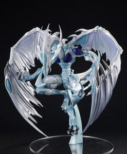 Yu-Gi-Oh! 5D's PVC Statue Stardust Dragon 30 cm