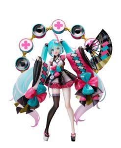 Vocaloid PVC Statue 1/7 Miku Hatsune Magical Mirai 2020 Natsumatsuri Ver. 23 cm